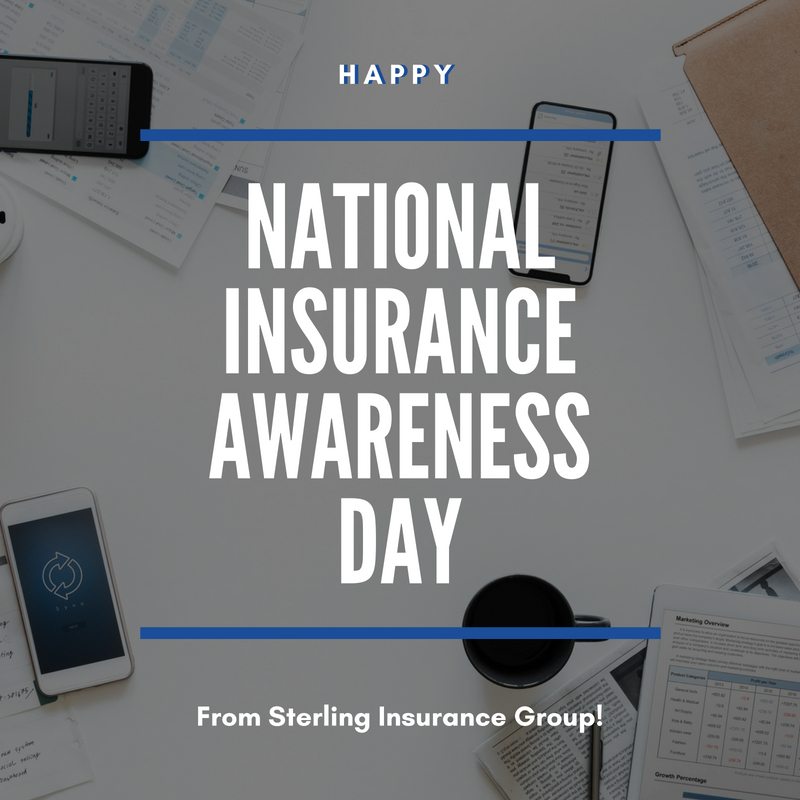 Countrywide Insurance Free Quote: Happy Insurance Awareness Day 2018, From Sterling